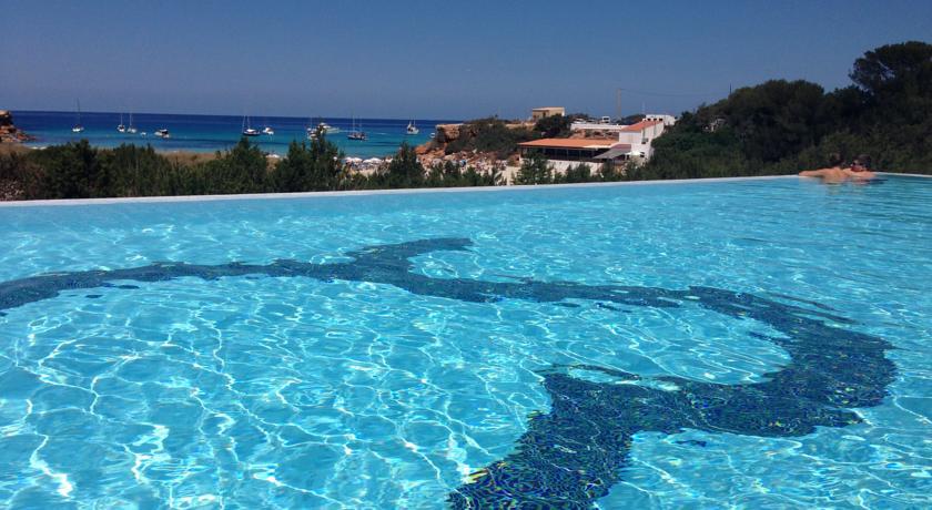 Hotel Cala Saona en Formentera