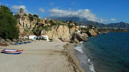 Playa de Calahonda, Nerja. Costa del Sol