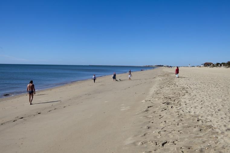 Playa de Isla Cristina, Huelva