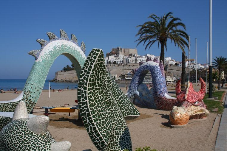 Playa Norte de Peñíscola, Castellón